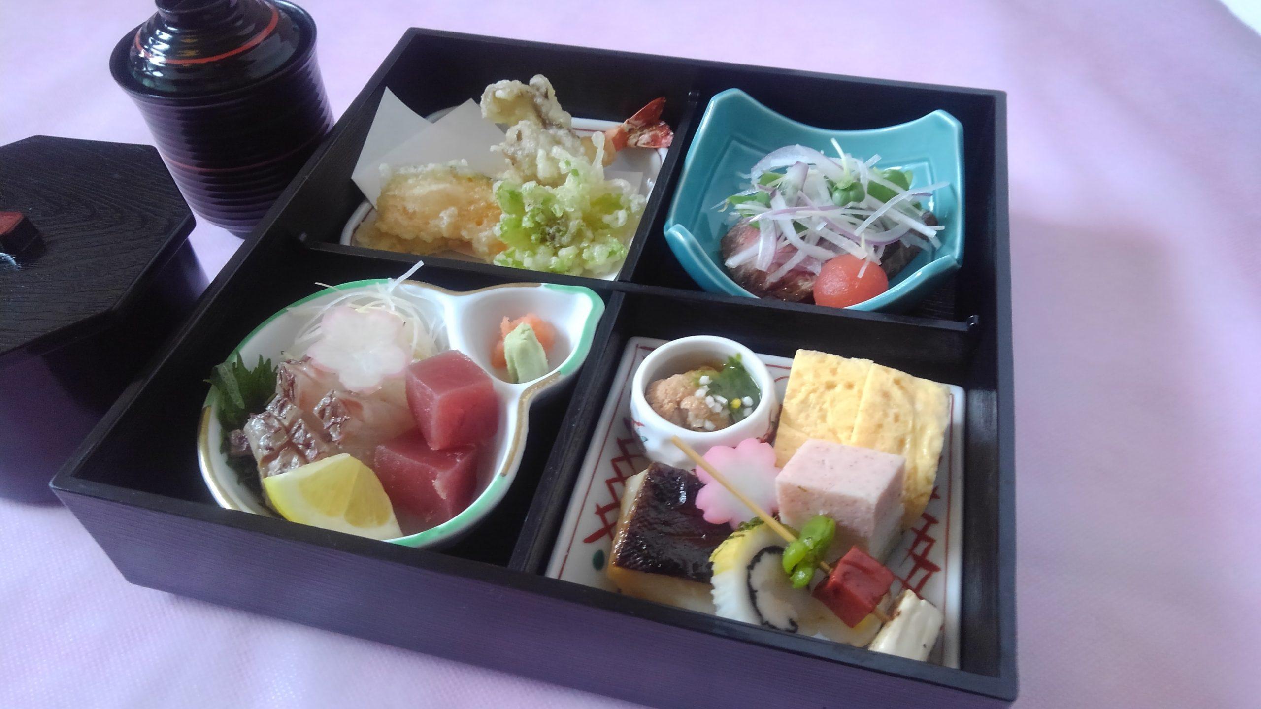 和(なごみ)弁当2000円(税別)